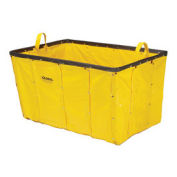 Liner for Best Value 8 Bushel Yellow Vinyl Basket Bulk Truck