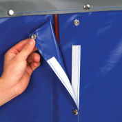 Liner for Best Value 24 Bushel Blue Vinyl Basket Bulk Truck