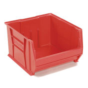Akro-Mils Super-Size AkroBin® Stacking Bin, 18-3/8 x 20 x 12, Red