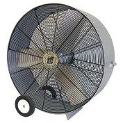 "TPI 30"" Portable Blower Fan Direct Drive 1/4 HP 7800 CFM"