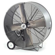 "TPI 42"" Portable Blower Fan Belt Drive Hazardous Location 3/4 HP 18200 CFM"