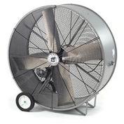 "TPI 48"" Portable Blower Fan Belt Drive Hazardous Location 1 HP 22700 CFM"