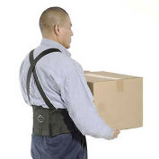 """ProFlex 1650 Economy Back Support with Suspenders, 2XL, 42-46"""" Waist Size"""