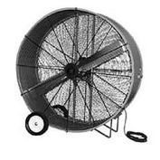 "48"" Portable Blower Fan, Direct Drive, Swivel Base, 3/4 HP, 17300 CFM"