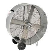 """TPI 42"""" Portable Blower Fan Belt Drive 1/2 HP 13500 CFM"""