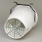 """J&D 20"""" Fiberglass Funnel Fan Variable Speed VU20F 1/2 HP 4200 CFM"""