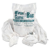 Wiping Cloths in a Bag, 1-lb. Bag