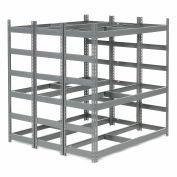 "Bar Storage Rack, Steel, 56""W X 60""D X 60""H"