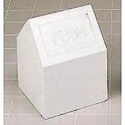 Plastic Liner Bags for Sanitary Napkin Receptacles, 1,000/Carton