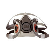 3M Half Facepiece Reusable Respirator, Small, 6100/07024(AAD)
