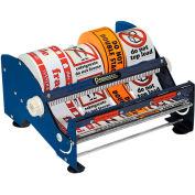 "12""W Multi Roll Table Top Label Dispenser"