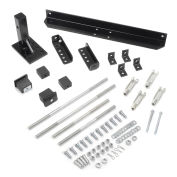 "Buyers Products 0207005 2"" Receiver Mount Package for Pick Up Truck Tailgate Salt Spreaders"