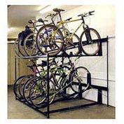 8-Bike Rack Double Decker, Non-Locking