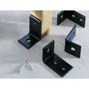Bench Anchors, Steel, 4/Set