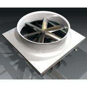 """Envira-North Systems EN060x0973 72"""" Ceiling Fan With Adjustable Shutters 3 HP 55000 CFM"""