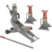 Vestil FORK-J Hydraulic Forklift Jack & Jack Stands