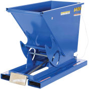 1/3 Cu. Yd. Self-Dumping Steel Hopper with Bump Release, 6000 Lb., Vestil D-33-HD