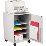 """BALT Printer/ Fax Stand - 17-1/2x17-1/2x26-5/8"""""""
