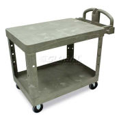 RUBBERMAID HD Flat Shelf Utility Cart 44 x 25