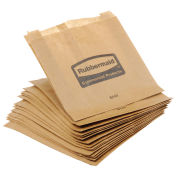 Rubbermaid® FG6141000000, Waxed Bags for Sanitary Napkin Receptacle
