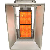 SunStar Propane Heater Infrared Ceramic, 32000 Btu