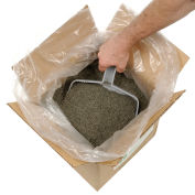 Sweeping Compound, Green, 50 lb. Box