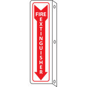 NMC M23FR Fire Flange Sign - Fire Extinguisher