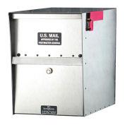 Jayco Standard Stainless Letter Locker Mailbox