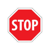 NMC SS3R Security Stop Sign - Stop