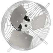 "TPI 14"" Guard Mounted Direct Drive Exhaust Fan, 1/8HP, 4475CFM"