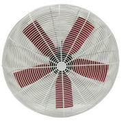 """Multifan 30"""" Basket Fan 1/2 HP 10000 CFM"""