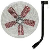 """Multifan 30"""" Ceiling Mount Basket Fan 1/2 HP 10000 CFM"""