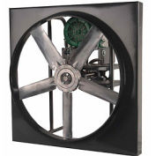 Continental Fan ABP30-1-1/2-3 Panel Fan, Three Phase, 12080 CFM, Belt Drive