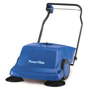 """Powr-Flite PS900BC 36"""" Battery Powered Sweeper"""