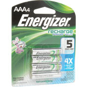 AAA e² NiMH Rechargeable Batteries 4 per Pack