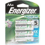 AA e² NiMH Rechargeable Batteries 4 per Pack