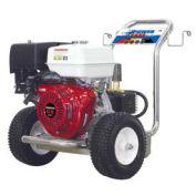 BE Pressure PE-4013HWPSGEN 4000 PSI Pressure Washer - 13HP, Honda GX Engine, General Pump