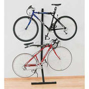 Vertical Indoor Bike Bunk