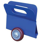 "VESTIL Door & Panel Cradle Dolly 4"" Polyurethane Wheels, 350 Lb."