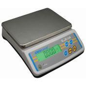 """Adam Equipment Digital Parts Counting Scale, 25lb x 0.005lb, 9-13/16"""" x 7-1/8"""" Platform, LBK25a"""