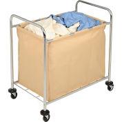 Luxor® Industrial Laundry Hamper Bulk Truck 36-1/4 x 22 x 35