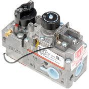 """Gas Heating Valve - 1/2"""" Inlet, 3/8"""" Outlet, Hi-Lo Pressure Regulator"""