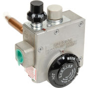 "Water Heating Control - 45K Capacity, 1/2"" Inlet Pipe, 4.0"" W.C NAT. Gas Reg."
