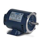 Leeson 171688.60, 25 HP, PEM, 208-230/460V, 3540 RPM, 256TC, DP, C-Face Rigid