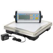 "Adam Equipment Digital Bench Scale, 440lb x 0.1lb, 11-13/16"" x 11-13/16"" Platform, CPWplus 200"