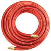 "Florida Pneumatic 3/8"" x 50' Rubber Air Hose, 300 PSI, 6701"