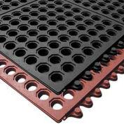 NoTrax Ultra Mat, 3' x 5', Black