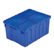 ORBIS Flipak Distribution Container, 15-3/16 x 10-7/8 x 9-11/16, Blue