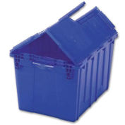 ORBIS FP075 Flipak Distribution Container - 19-11/16 x 11-13/16 x 7-5/16 Blue