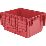 ORBIS FP403 Flipak Distribution Container - 27-7/8 x 20-5/8 x 15-5/16 Red